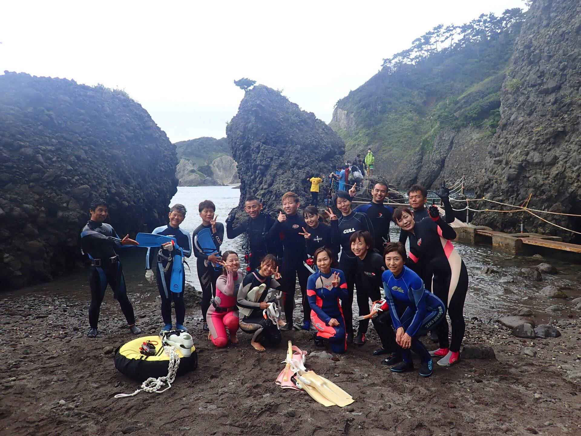 海洋トレーニング