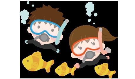 フリーダイビング体験